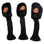 Oklahoma State Cowboys Set of 3 Graphite Head Covers